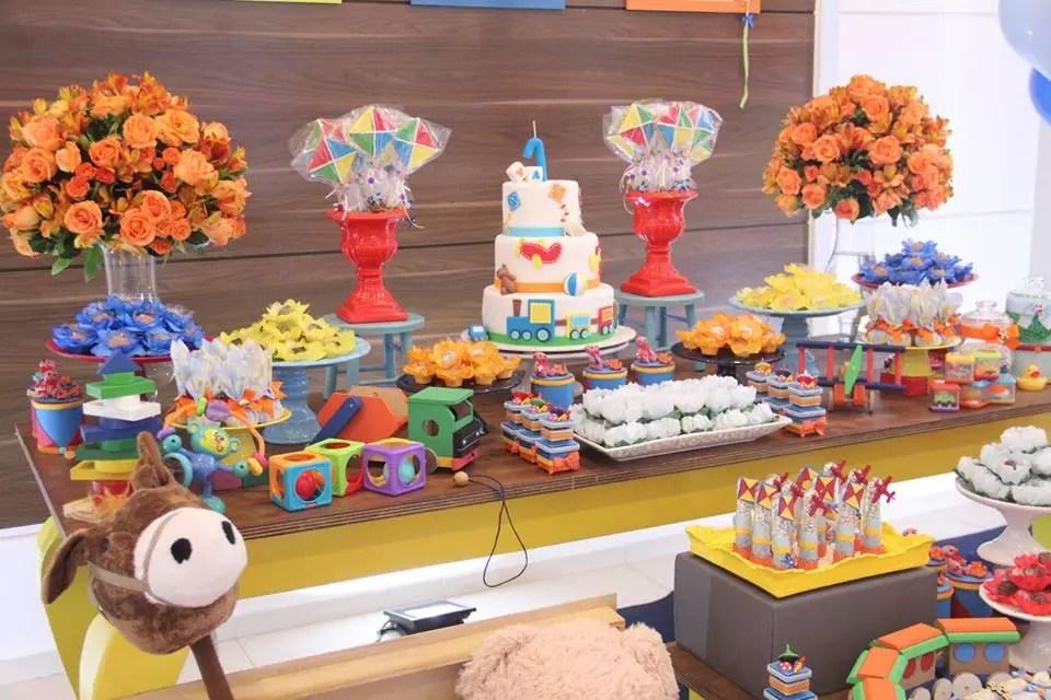 Brinquedos by Dona Caramella  Inspire sua Festa