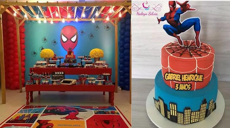 Festa Homem Aranha: mais de 30 lindas ideias