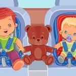 5 brincadeiras para entreter as crianças durante viagem de carro