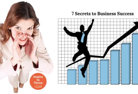 secrets to business success