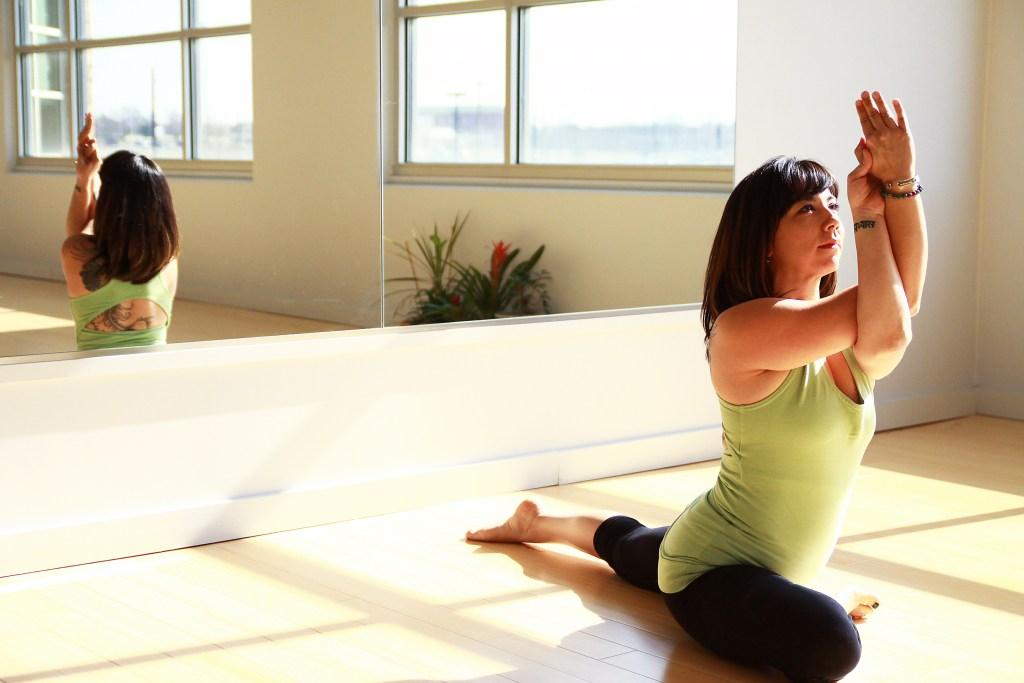 Become a yoga instructor Dallas & Denton, TX