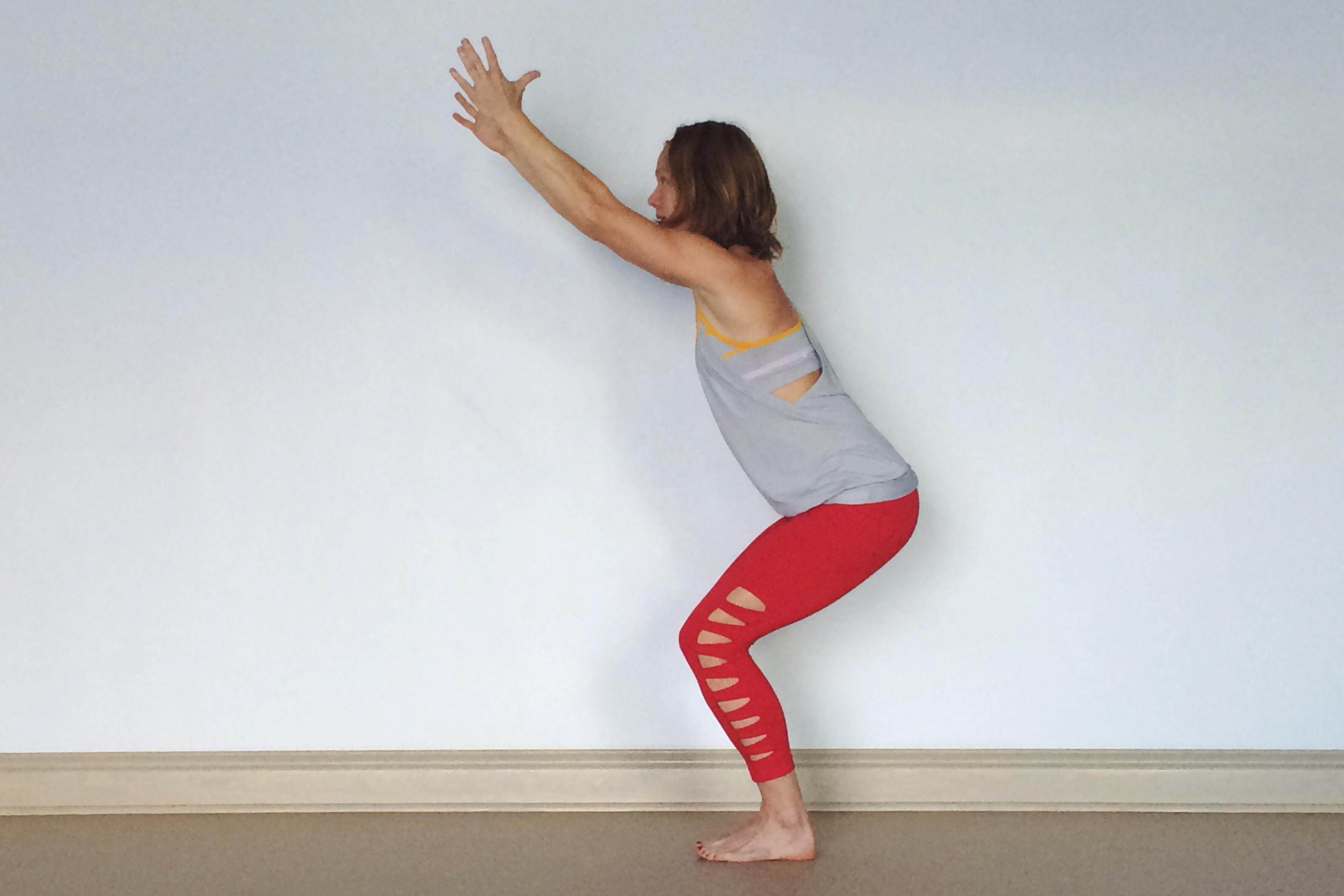 Chair Yoga Poses Pose Of The Week Chair Pose Utkatasana