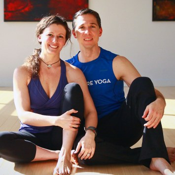 Inspire Yoga Studio Owner