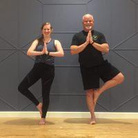 Inspiring Yogi | Bruce and Sarah