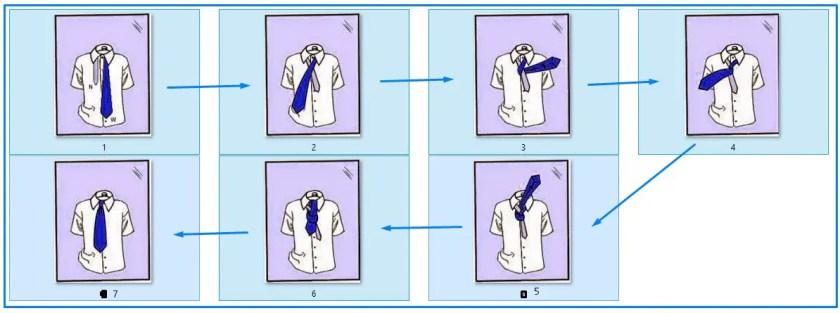 cara memakai dasi segitiga, cara memakai dasi, cara memasang dasi, cara pakai dasi, cara pasang dasi, cara memakai dasi kantoran, cara mengikat dasi, cara memakai dasi SMP dan SMA