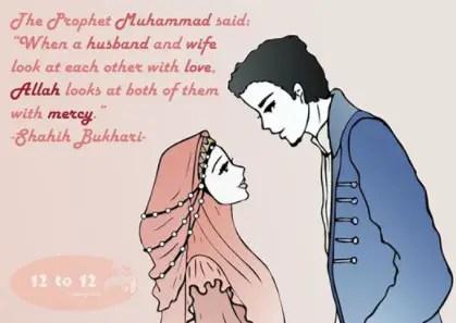 69 Kata Kata Mutiara Cinta Islami Paling Romantis Dan Menyentuh Hati