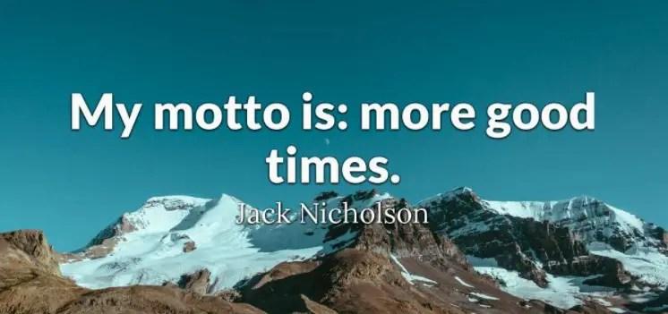 101 Contoh Motto Hidup Orang Sukses Singkat Tapi Bermakna
