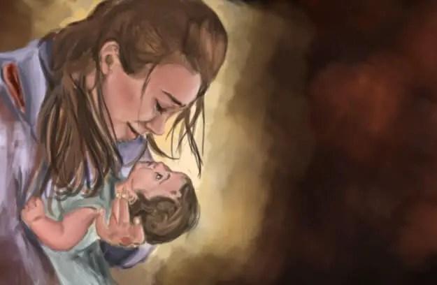 Kumpulan Contoh Puisi ibu (Puisi Tentang Ibu) yang Singkat dan menyentuh Hati