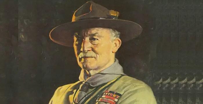 sejarah pramuka dunia - Robert Baden Powell
