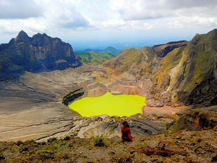 gunung terindah di jawa timur
