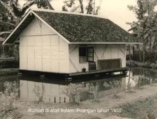 Imah Jolopong - Rumah Adat Jawa Barat