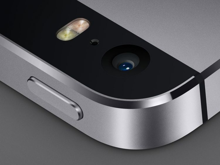 kamera iPhone 5s sensor