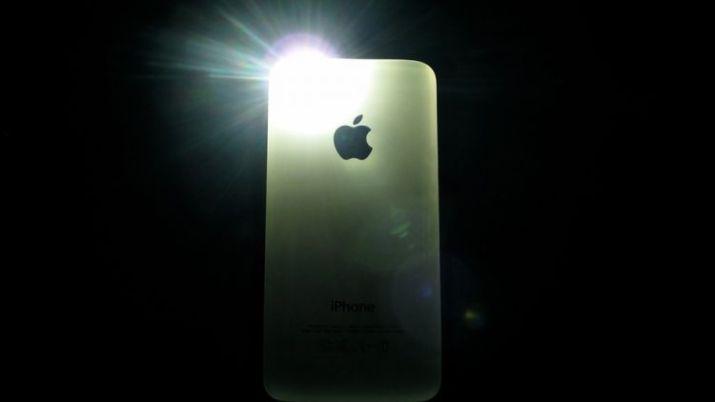 kamera iPhone 5s true tune flah