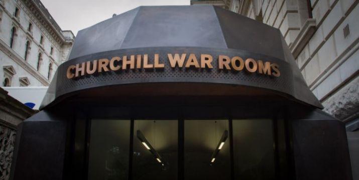 tempat wisata di inggris Churchill War Museum