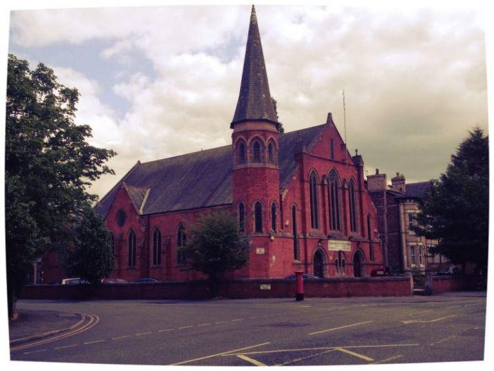 tempat wisata di inggris Didsbury Mosque