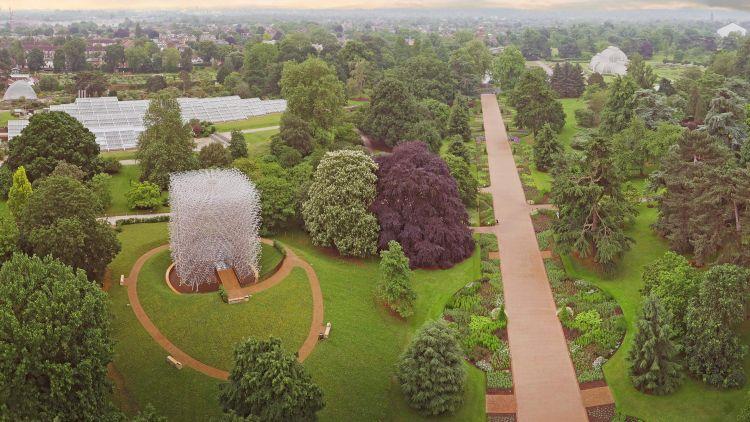 tempat wisata di inggris Kew Gardens