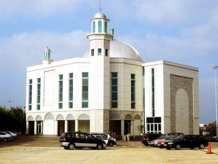 tempat wisata di inggris Masjid Baitul Futuh