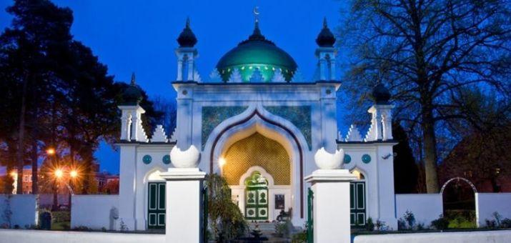 tempat wisata di inggris Shah Jahan Mosque