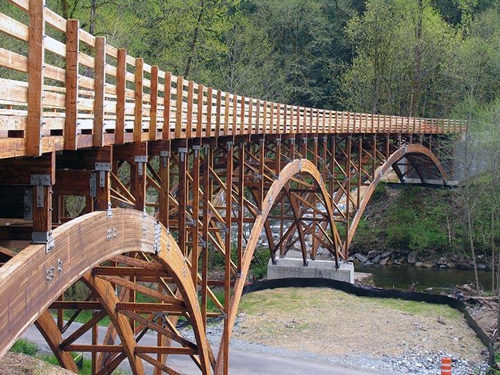 manfaat kayu jati untuk jembatan