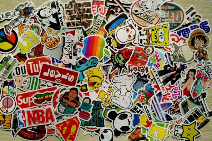 jenis kertas stiker beutiful sticker alicdn.com