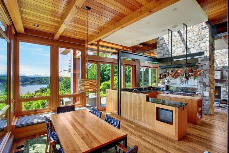 manfaat kayu jati untuk rumah