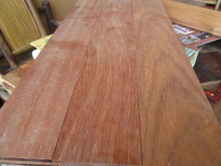 gambar kayu jati doreng