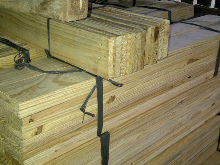 gambar kayu jati putih