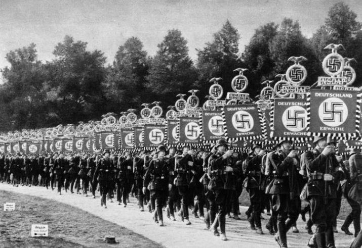 latar belakang perang dunia 2 fasisme di jerman