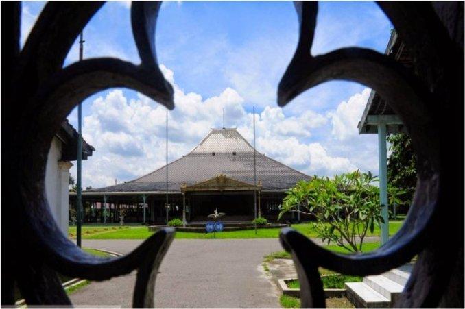 Wisata Solo Istana Pura Mangkunegaran