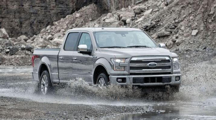 Gambar Mobil Offroad Ford F-150 2016