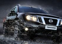 Mobil Offroad Nissan Terrano