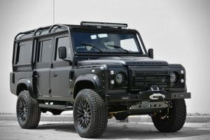 Gambar Mobil Offroad Land Rover Defender