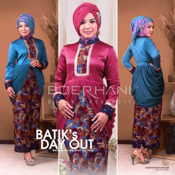 Model-Gamis-Batik-Pesta-Abaya