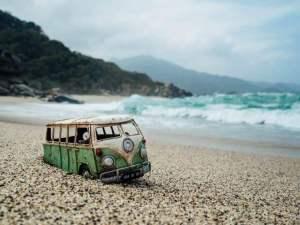 Wisata Pantai Sawarna Banten, Resort Lokasi yang Indah