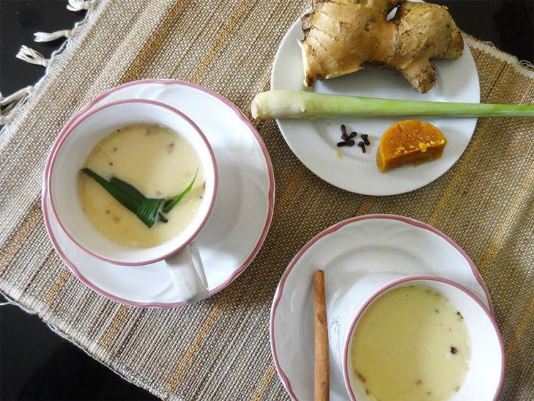 kuliner bandung jawa barat bandrek