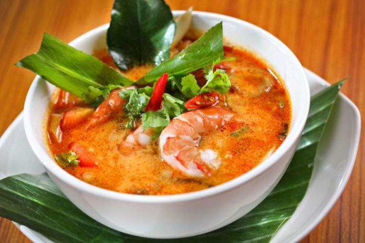 tom yum goong - thailand