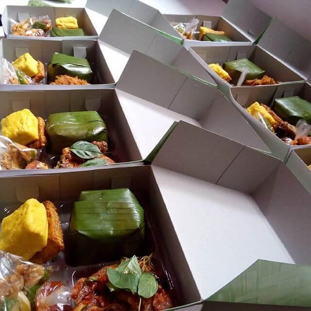 nasi box nasi kotak catering bandung