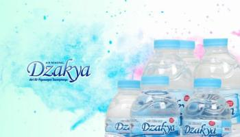 air minum mineral muslim terbaik