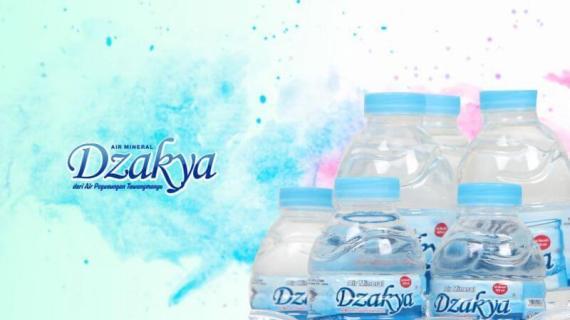 Dzakya Air Minum Muslim Kemasan yang Terbukti Halal Sesuai Syariah Islam