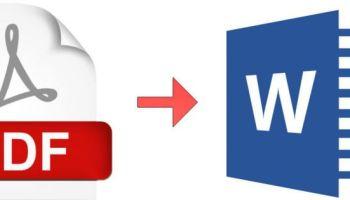 Cara Mengubah PDF ke Word dengan Mudah pada Windows Mac OS dan Linux