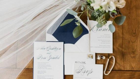 Inilah Beberapa Contoh Undangan Pernikahan yang Bisa Anda Jadikan Referensi