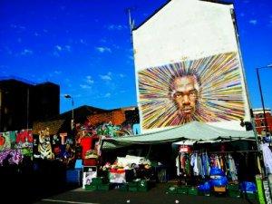 Jimmy C' s Usain Bolt on Scalter Street Spring 2012