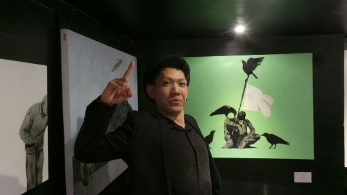 AITO signals his intention to be number one