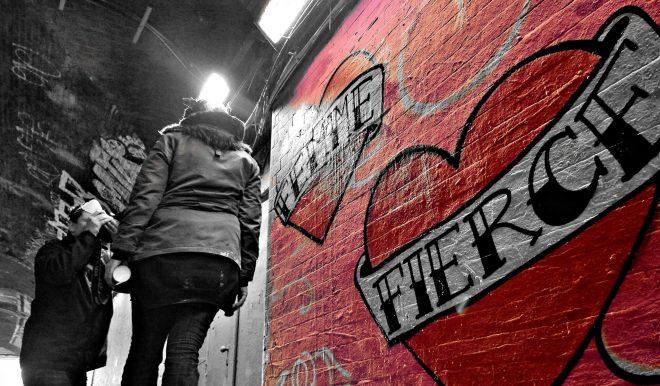 Femme Fierce is the Worlds biggest all female street art festival