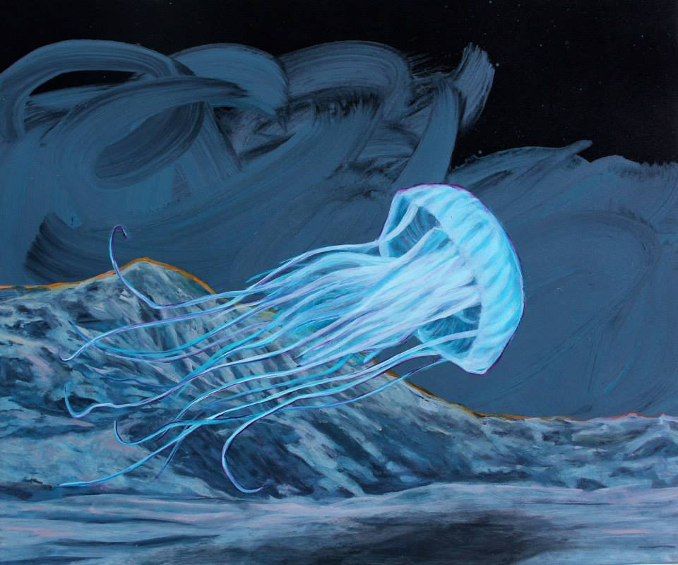 Moon Fish Moon by Benjamin Bridges