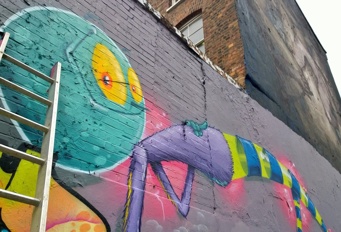 3Dom on Sclater Street