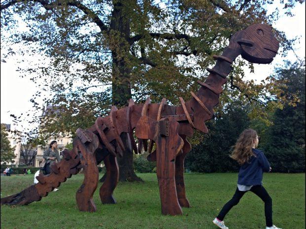 Matt Johnson's Baby Dinosaur (2013)