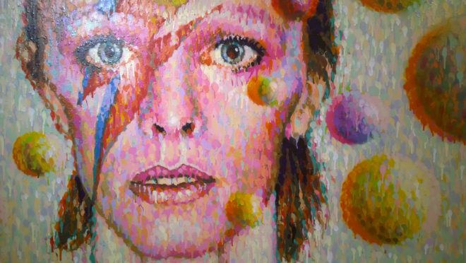 David Bowie by Jimmy C