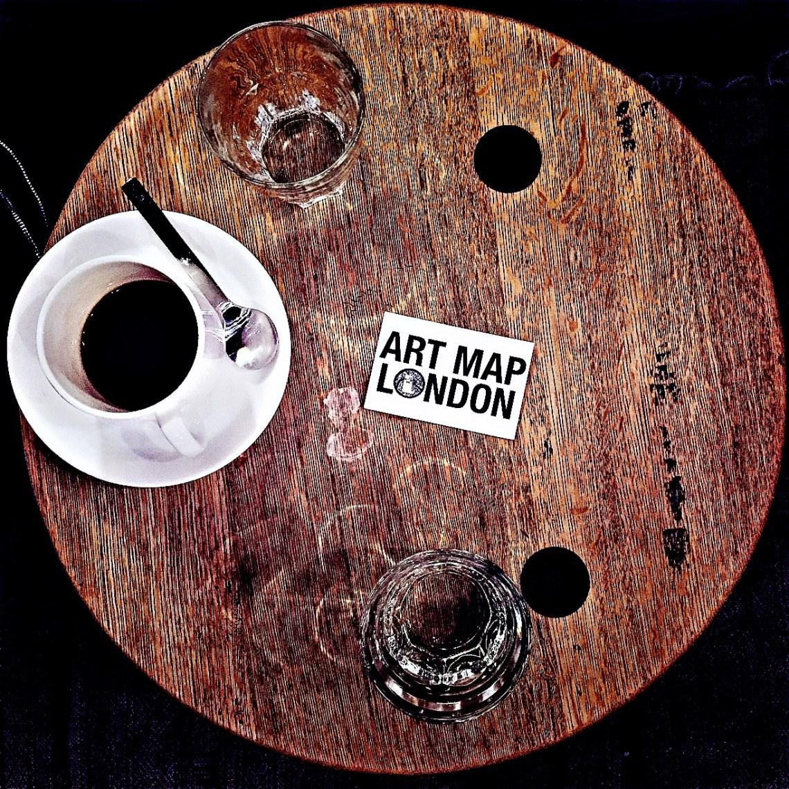Art Map London have been hiring