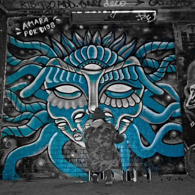 Edit of Amara Por Dios tribute piece to Ben Naz